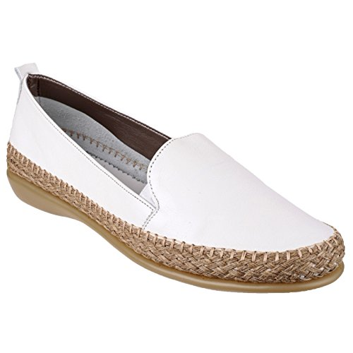 The Flexx Damen Raphael Guanto Espadrilles Rot