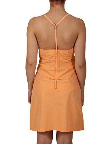 MISS SIXTY Damen Sommer Kleid COSTMARY in Orange Orange