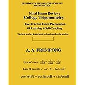 Final Exam Review: College Trigonometry