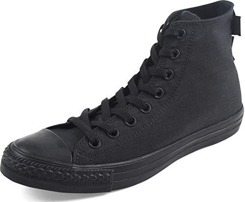 Converse Unisex-Erwachsene Chuck Taylor CTAS Hi Sneakers, Mehrfarbig Black/Brown 001, 42 EU