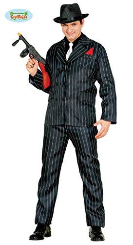 20er Jahre Gangster Anzug für Herren Gr. M/L, ()