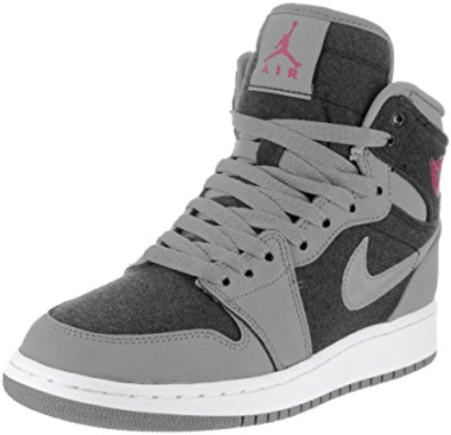 NIKE 332148-002 Trainers, Girls, Girls, Trainers, Grey (Cool Grey/Vivid Pink/Black / White), 36 1/2 EU (4|#Adult UK Girls) cea75c