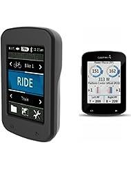 Garmin Edge 820Housse, Coque en silicone pour Garmin Edge 820/Edge Explore 820Compteur de vélo GPS Coque