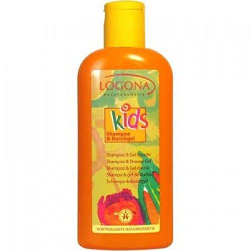 Kids Shampooing Gel Douche Extra-fruité, 200 ml