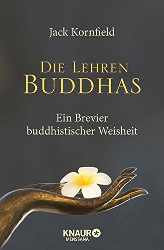 Buchcover Die Lehren Buddhas: Ein Brevier buddhistischer Weisheit