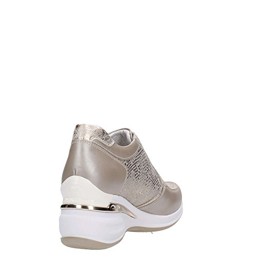 Sneakers 7050d Savana Giardini Nero Femme wEnPqW8EO