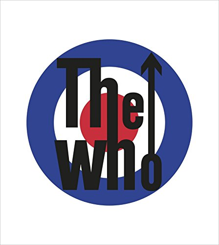 The Who: The Official History (Keith Moon Buch)