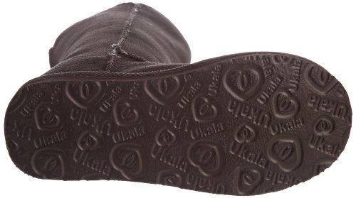 Ukala Sydney, Damen Stiefel Braun (Chocolate)