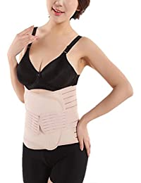 Zhhlinyuan mujeres embarazadas Maternity Support Belt Waist Back Abdomen Belly Band High Quality