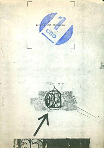 Uno. Numero unico di note dalla Galleria del Falconiere