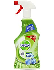 Dettol Complete Clean Mould and Mildew 750 ml (Pack of Three)