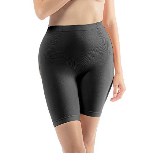 Libella Damen figurenformend Shapewear Miederhose mit Bauch-Weg-Effekt 361702 Schwarz