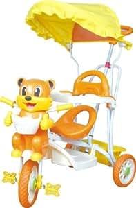 Bajaj Baby Product Bajaj Yellow Canopy Tricycle