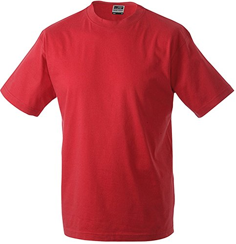 T-Shirt Round - T Heavy (Erwachsenen T-shirt James)