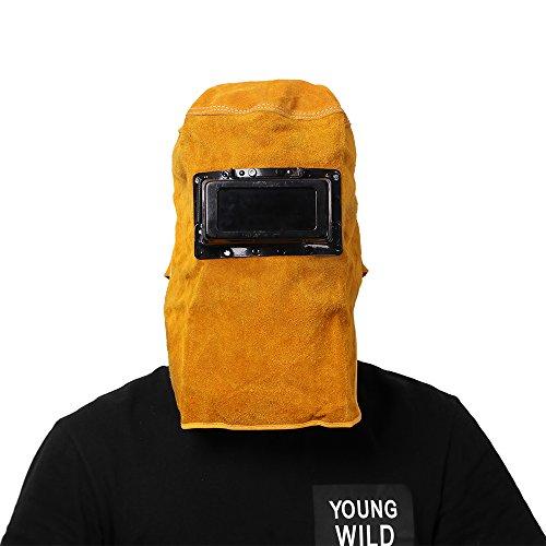 Careta de soldadura con oscurecimiento automático, casco de soldadura con oscurecimiento automático...