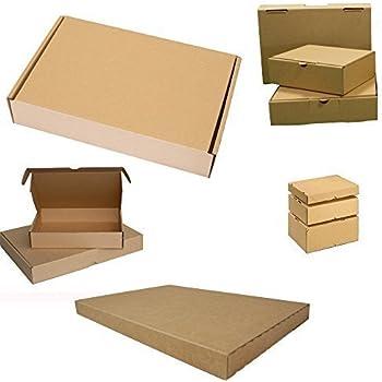 300 Maxibrief Kartons MB1 weiß 160 x110 x 50 mm Schachtel DHL Post Warensendung