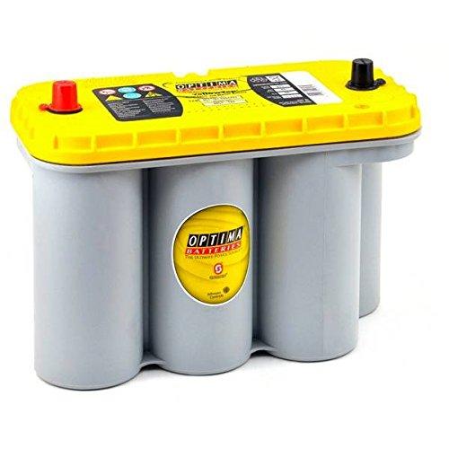 Preisvergleich Produktbild Optima Batteries YTS 5.5