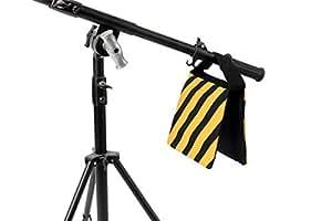 Équilibre PANMARI Photo Studio Contre Poids sacs de sable pour Flash Light stand Boom Trépied