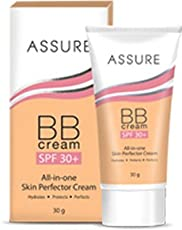 Assure Bb Cream With SPF 30+ All In One Skin Protection Cream 30Gm