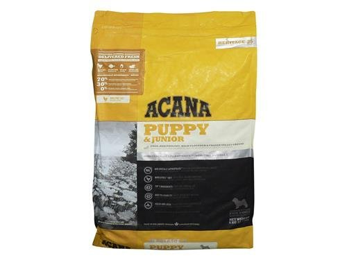 Acana Puppy and Junior Dog Food, 6 kg