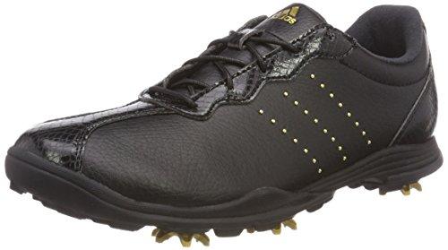 adidas Damen W Adipure DC Golfschuhe, Schwarz (Negro F33618), 38 EU