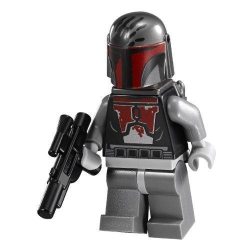 LEGO Star Wars Figur Mandalorian Super Commando (sw494) mit Blaster