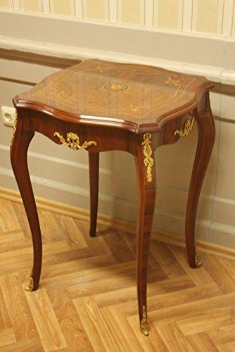 Table baroque table d'appoint de style antique Louis XV MoTa0033Ho