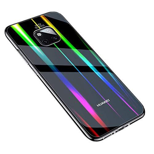 0132169d864a Yadasaro Coque Huawei Mate 20 Pro, Ultra Slim TPU Silicone Coques et Etuis  Antichoc Protection Étui Anti Chocs Bumper Étui Housse Cover pour Huawei ...