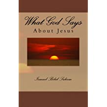 What God Says About Jesus