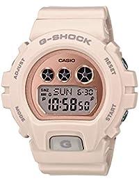 Casio Digital Rose Gold Dial Women's Watch-GMD-S6900MC-4DR (G895)