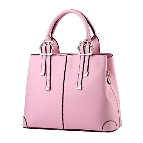 LAIDAYE Damen Tasche Handtaschen Mode Europa Und Den Vereinigten Staaten Atmosphärische Messenger Bag Umhängetasche Wie Viele Gramm Wahl 5
