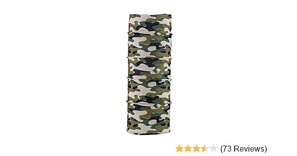 Green Army Headband Bandana Head Scarf Hair Tie Band Hairband Camouflage
