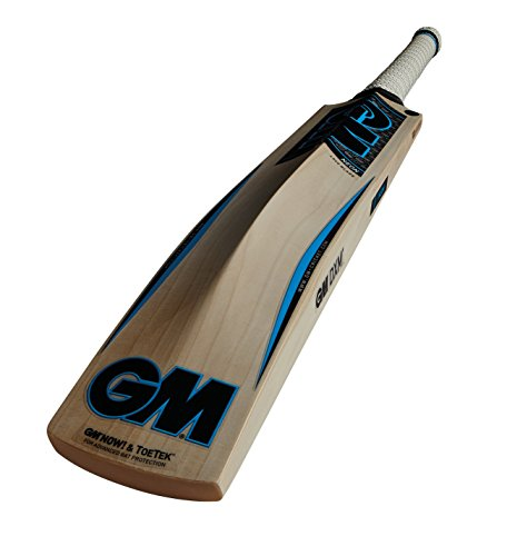 GM Neon L540 Dxm-606 Kricket-Schläger, Blau, - Gm Cricket-fledermäuse