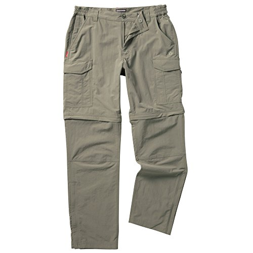 Craghoppers Nosilife - Pantalon transformable - Homme Pebble