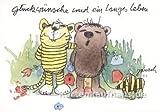 Janosch Postkarte Geburtstag Langes Leben