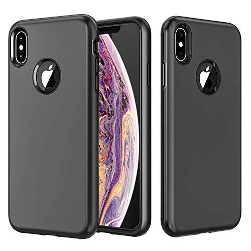 Bovon Funda iPhone XS Max (6.5 pulgadas), Protección...