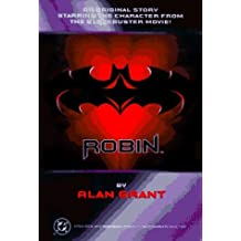 Robin: Facing the Enemy by Alan Grant (1997-05-01)