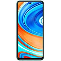 "Xiaomi Redmi Note 9 PRO -Smartphone 6.67"" FHD+ DotDisplay (6GB RAM, 64GB ROM, Quad Camera , 5020mah Batteria, NFC) 2020 [Versione Italiana] - Colore Tropical Green"