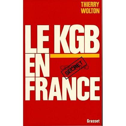 Le KGB en France (Littérature)