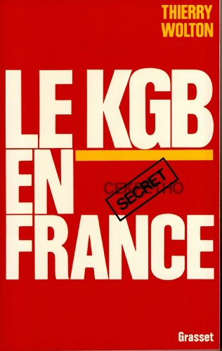 Le KGB en France (Littérature)