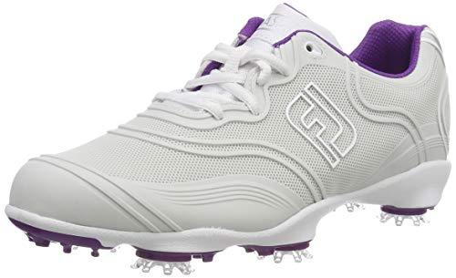 Footjoy Aspire, Scarpe da Golf Uomo, Grigio (Gris 98801), 39 EU