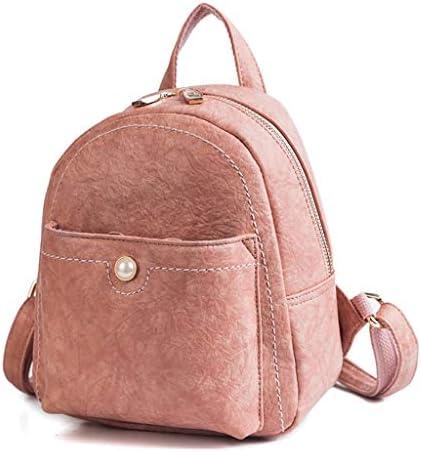 ZXW Borsa da viaggio viaggio viaggio PU Fashion Backpack Casual Backpack Zaino per studenti 20x11x25cm   Premio pazzesco, Birmingham    Economico  c645c0