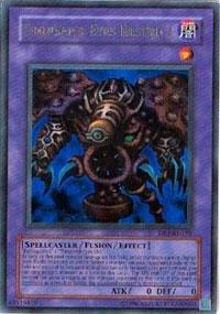 Yu-Gi-Oh! - Thousand-Eyes Restrict (DB1-EN195) - Dark Beginnings 1 - Unlimited Edition - Ultra Rare by Yu-Gi-Oh!