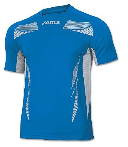 Joma Elite III Maglietta da corsa Man - 1101,33,102- blu