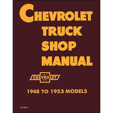 1948-1951 Chevy Pickup & Truck Original Repair Shop Manual