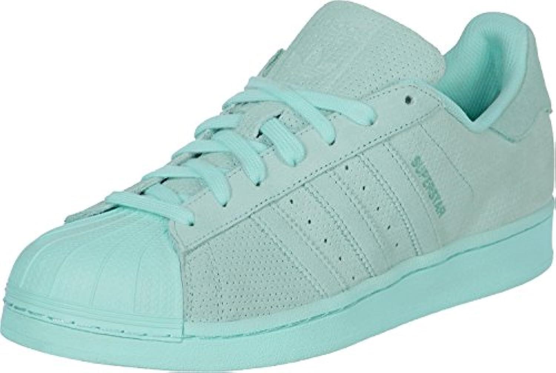 adidas Superstar Mono Pack Herren Sneaker Blau -