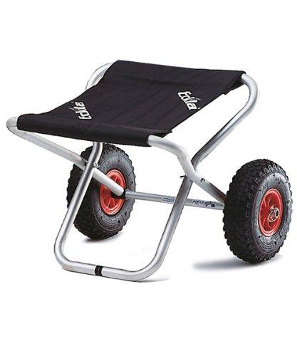 Sedile in alluminio trasporto ECKLA ROLLY l'edizione per Surf, canoa o in SUP