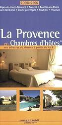 La Provence en Chambres d'hôtes
