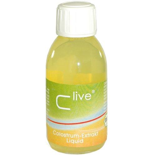 Clive Colostrum-Extrakt Liquid, 125 ml