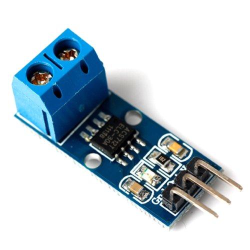 LAOMAO ACS712 Stromsensor 30A Range Modul Current Sensor für Arduino Bascom